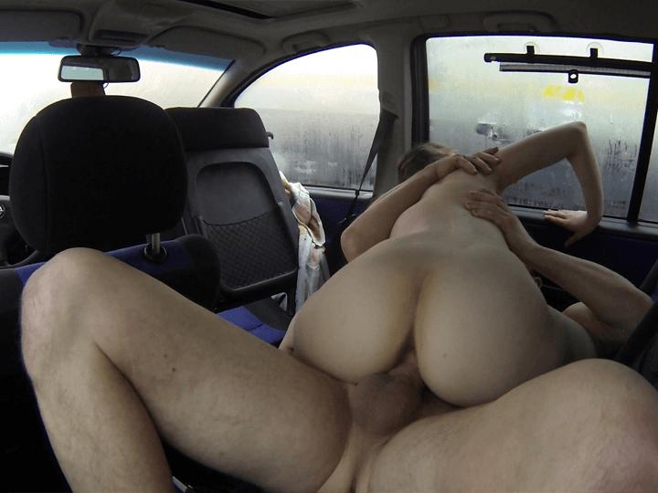 geiler sex im auto sex app